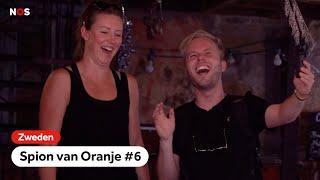 Merel adviseert spion: geef een campingfeest I Spion van Oranje