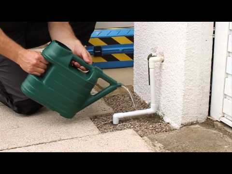 British Gas : How To Thaw A Condensate Pipe