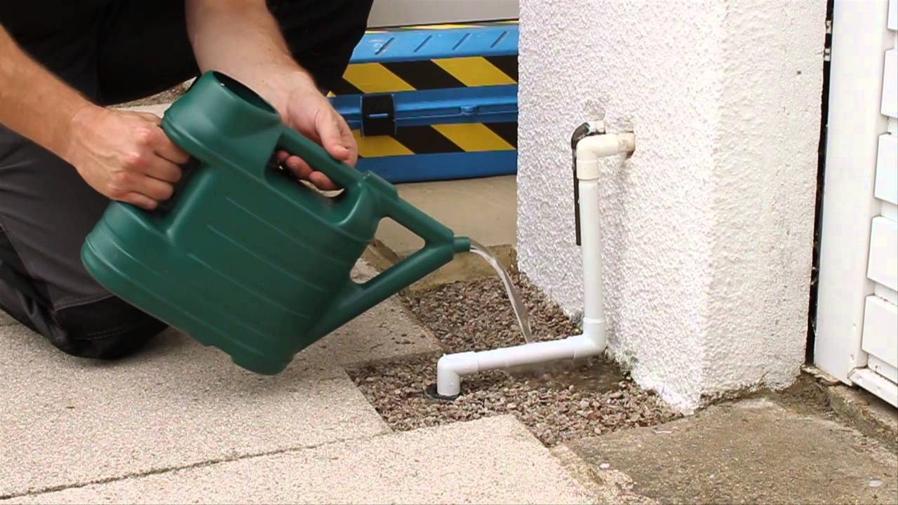 British Gas How To Thaw A Condensate Pipe Youtube