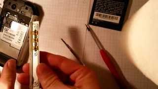 Repair Cat B15 Smartphone Display (Glass Digitizer Replacement, Reparatur)