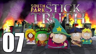 South Park The Stick Of Truth Gameplay Walkthrough Part 7 Let's Play Playthrough