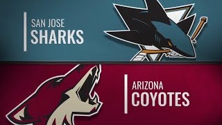 San Jose Sharks vs Arizona Coyotes | Dec.08, 2018 NHL | Game Highlights | Обзор матча
