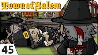 Town of Salem [45]: Imaginary Roles [ Lookout   Multiplayer ]