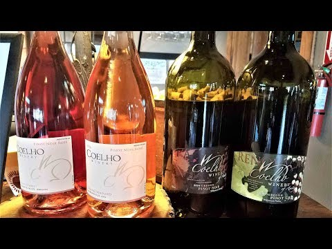 Coelho Winery Amity Oregon