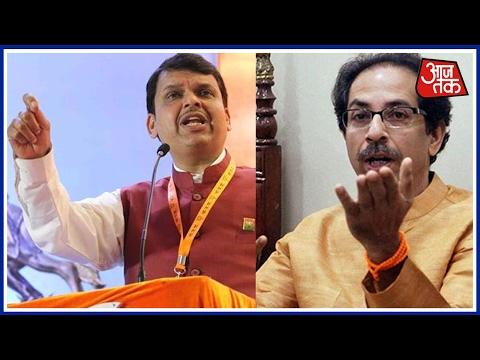 Mumbai 25 Khabare: BJP Demands Ban On Shiv Sena's Saamana Newspapaer