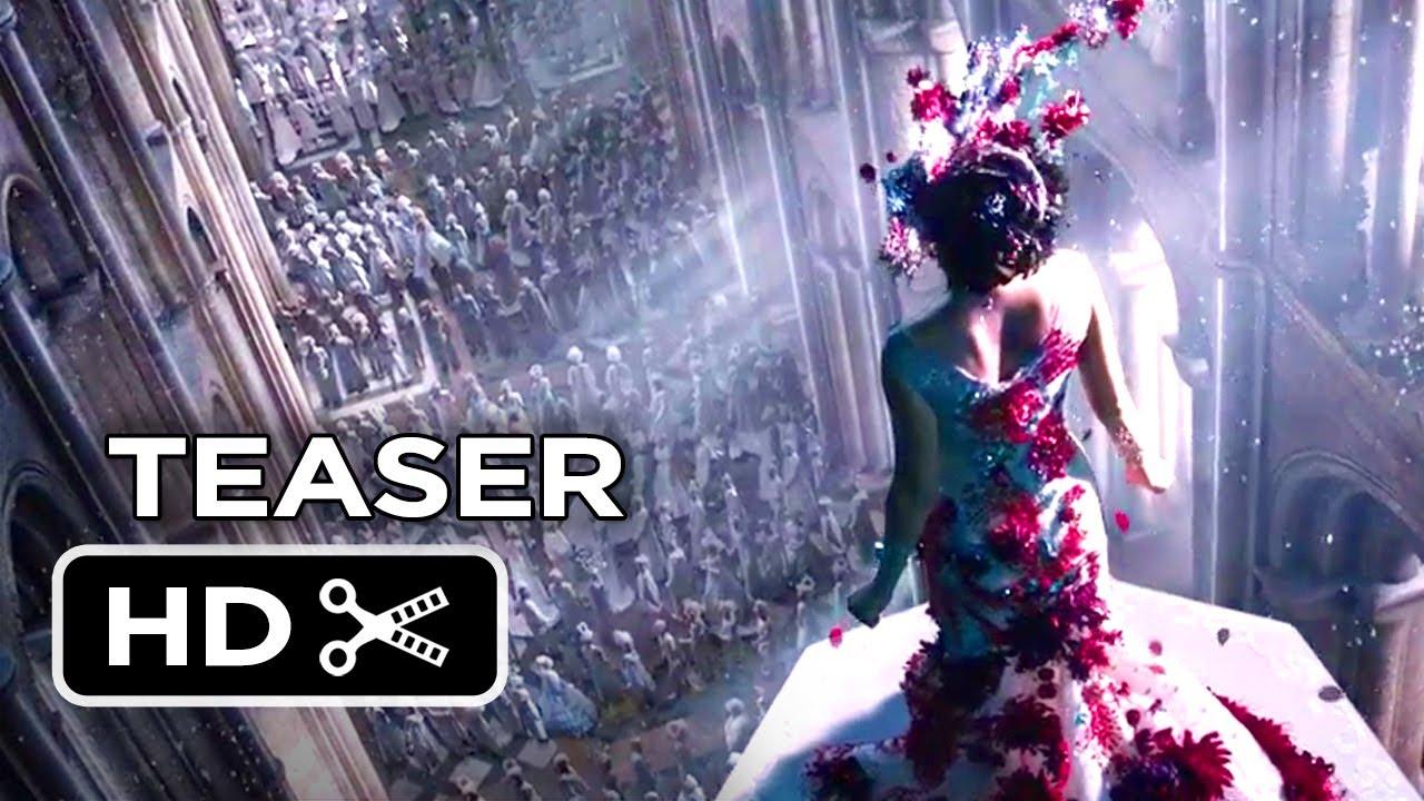 Download Jupiter Ascending Official Teaser Trailer #1 (2015) - Mila Kunis, Channing Tatum Movie HD
