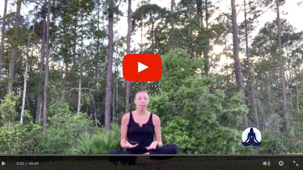 Yoga with Siera Day #1, Edge Alumni