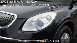 2009 Buick Enclave CX 4dr Crossover for sale in Cuyahoga Fal