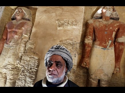 """BREAKING """"Ancient Tomb Found In Egypt"""" Incredible"""
