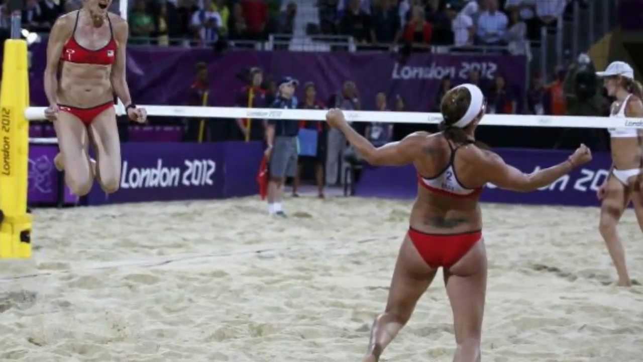 beach volleyball may women Misty