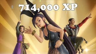 Best XP Farming (Post Game) - Dragon Quest XI