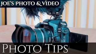 Canon EOS 80D: Ultimate Video & Vlogging Setup | Photography Tips(Looking to create the ultimate video blogging setup or just want to be able to record those memorable family moments on your Canon DSLR. In this video I show ..., 2016-07-14T12:00:00.000Z)