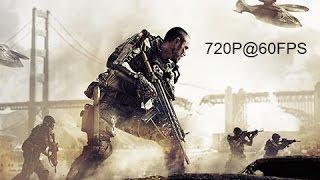 Advanced Warfare Elgato HD 720p@60FPS Test