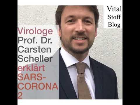 CORONA - Podcast mit Prof.Dr.Carsten Scheller