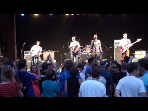 Los Colorados [Complete concert] @ Золотий Клен ♫ First Time in North America / Canada