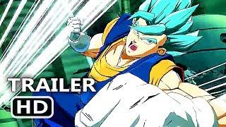PS4 - Dragon Ball FighterZ: VEGITO Gameplay Trailer (2018)