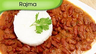 Rajma - Kidney Beans Curry Recipe By Ruchi Bharani - Vegetarian [hd]