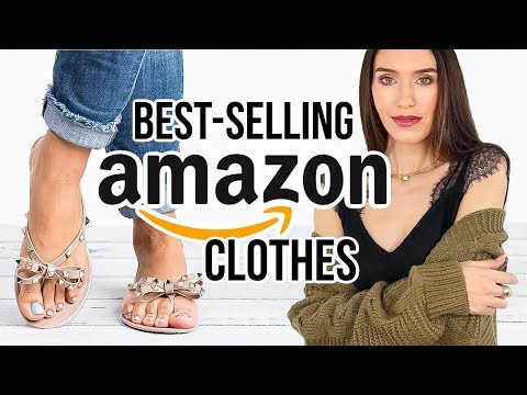 Best-Selling Amazon Clothes You'll LOVE! (and want)