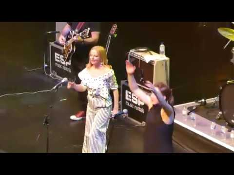 Happy Birthday  Clare Grogan  Altered s  live at Sandfest 2018