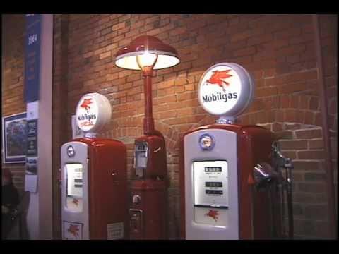 Gas Pumps & Neon Signs