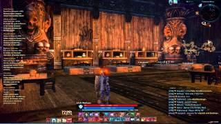 Tera Online - Lancer questing and some chit chat!