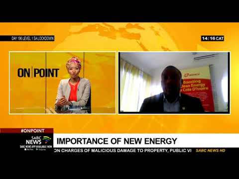 Importance of increased energy supply in Africa: Olayemi Odu