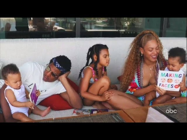 Beyoncé presents: MAKING THE GIFT (Behind The Scenes) Documentary