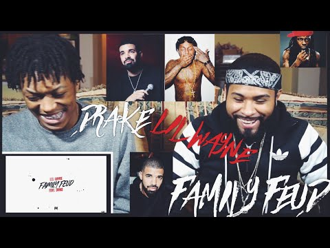 Lil Wayne - Family Feud feat. Drake (Official Audio) | Dedication 6 | FVO Reaction