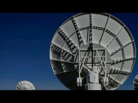 Is signal from space a sign of alien life?