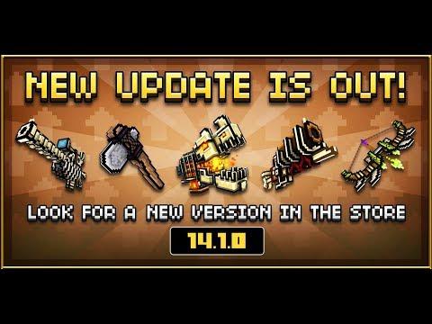 Pixel Gun 3D. New Update 14.1.0 [New Weapons, Pets, Skins]