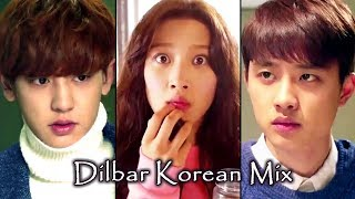 Download Mp3 Exo Love Triangle 💕 Korean Mix Hindi Songs | Dilbar Korean Mix | Kai | Chanyeol  Gudang lagu