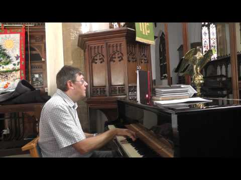 Don't Let Me Be Lonely Tonight - James Taylor - St. Mary's Church, Diss, Norfolk, England mp3
