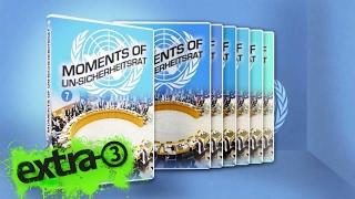 Moments of UN-Weltsicherheitsrat