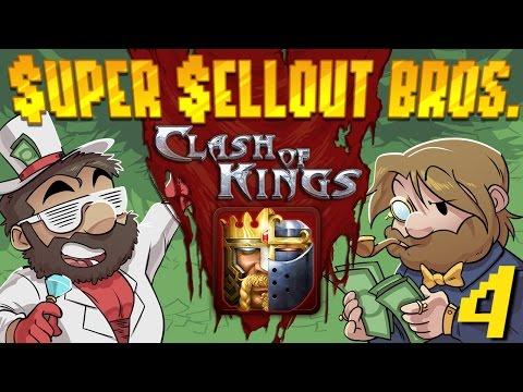 Clash Of Kings | Let's Play Ep. 4 | Super Beard Bros.