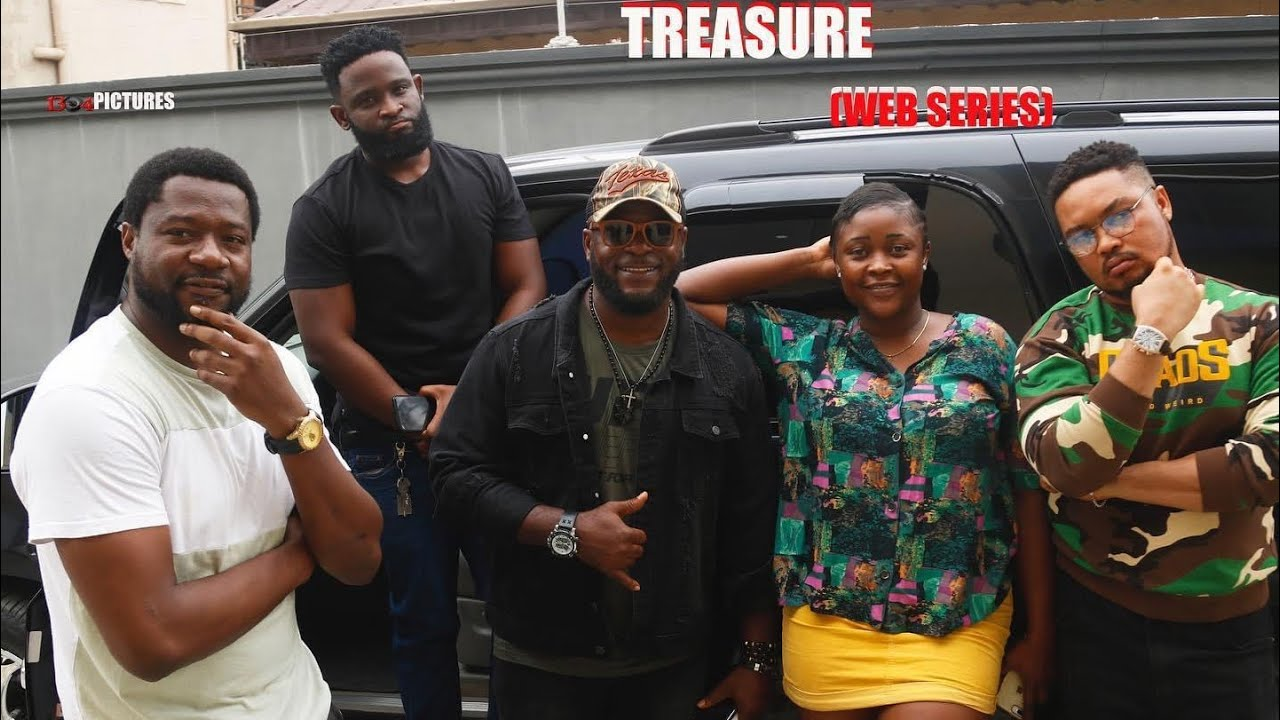 Download TREASURE   EPISODE 1 - Latest Nollywood Web Series 2021 - Produced by pat Attang