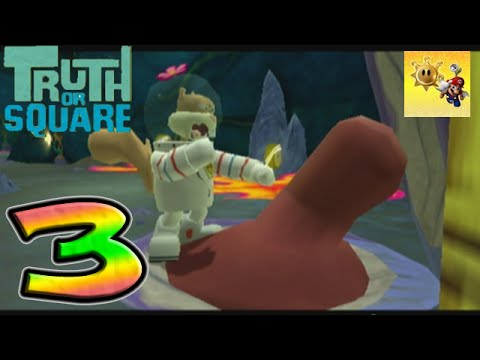 Truth or Square - Part 3 - Sandy Beats Her Clam?!