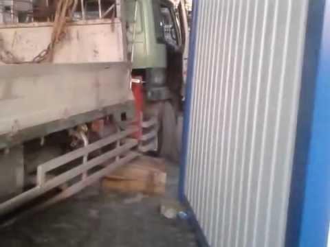 как уничтожить японский грузовик