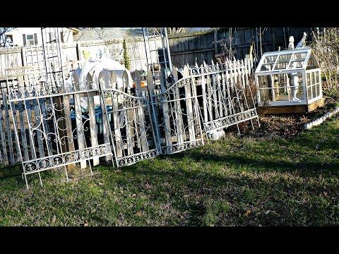 iron garden gates