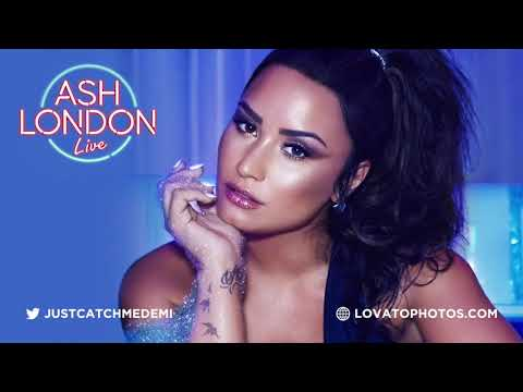 Demi Lovato interviewed on Ash London Live - August 29