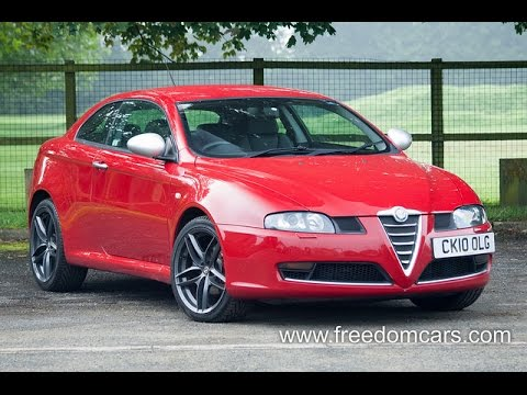 Alfa Romeo GT 1 9 JTDM 16v Cloverleaf Q2 2dr