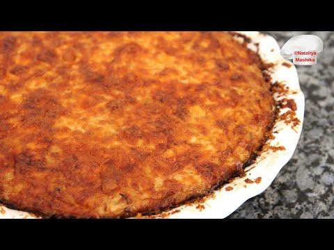 КАПУСТНЫЙ гратен -очень вкусное блюдо из капусты. CABBAGE GRATIN .Готовить легко и просто!