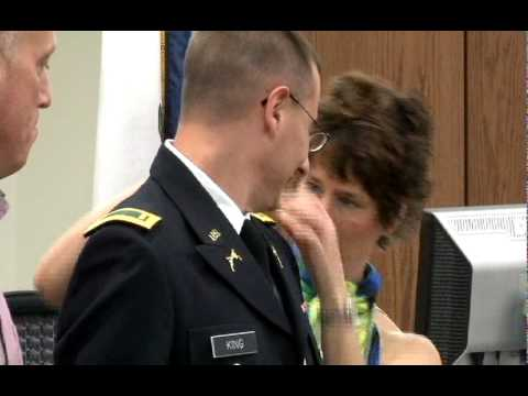 Marshall University: ROTC Commissioning Ceremony