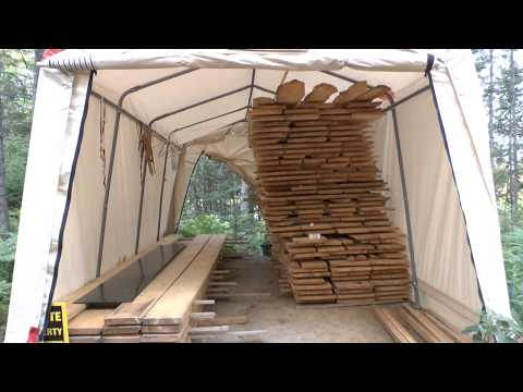 Logs To Lumber 2: Cutting, Drying And Using The Boards