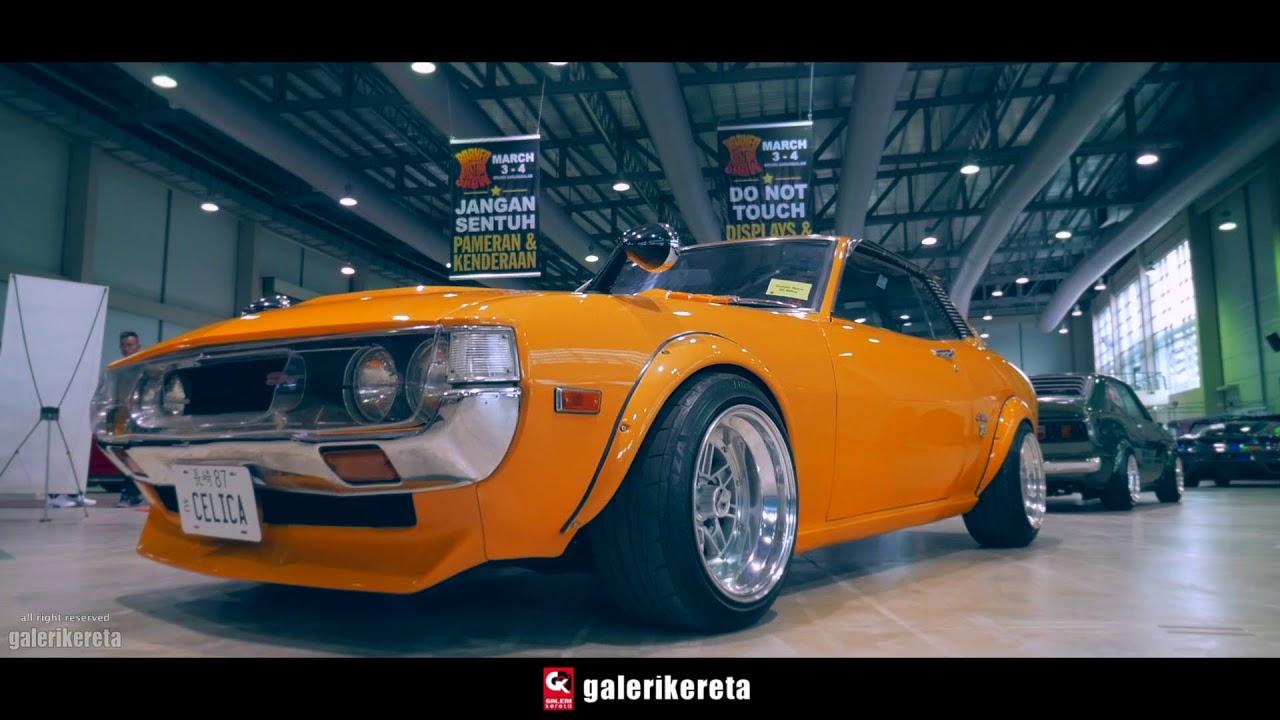 Borneo Toyota Celica Compilation (TA22, TA28)