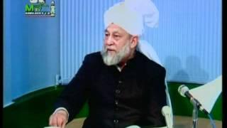 Turkish Darsul Quran 26th February 1994 - Surah Aale-Imraan verses 161-164 - Islam Ahmadiyya