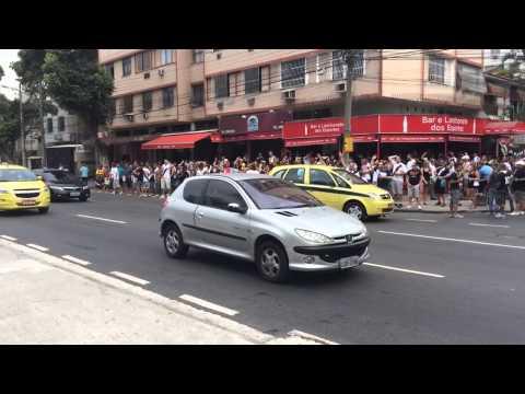 Maracana Stadium riots part 1