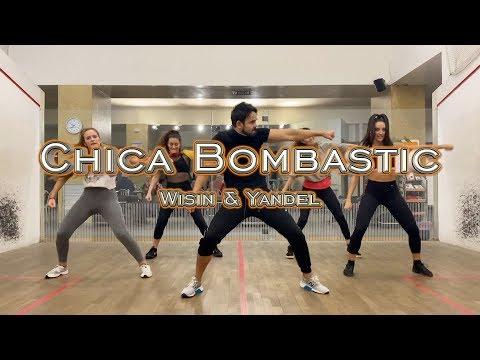 Chica Bombastic - Wisin & Yandel By Lessier Herrera Zumba