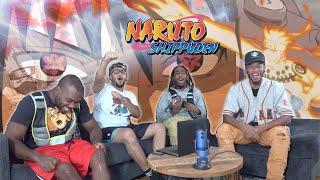 Sasuke Reveals His EMS! Naruto Shippuden 325 & 326 REACTION/REVIEW
