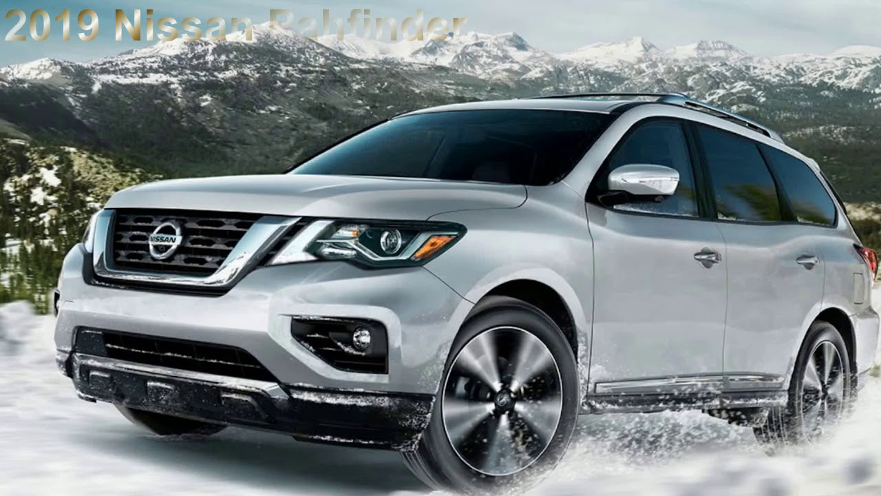 2019 Nissan Pathfinder - YouTube