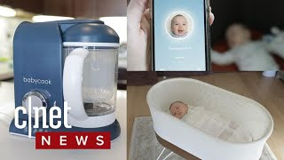 Tech gifts ideas for babies and parents